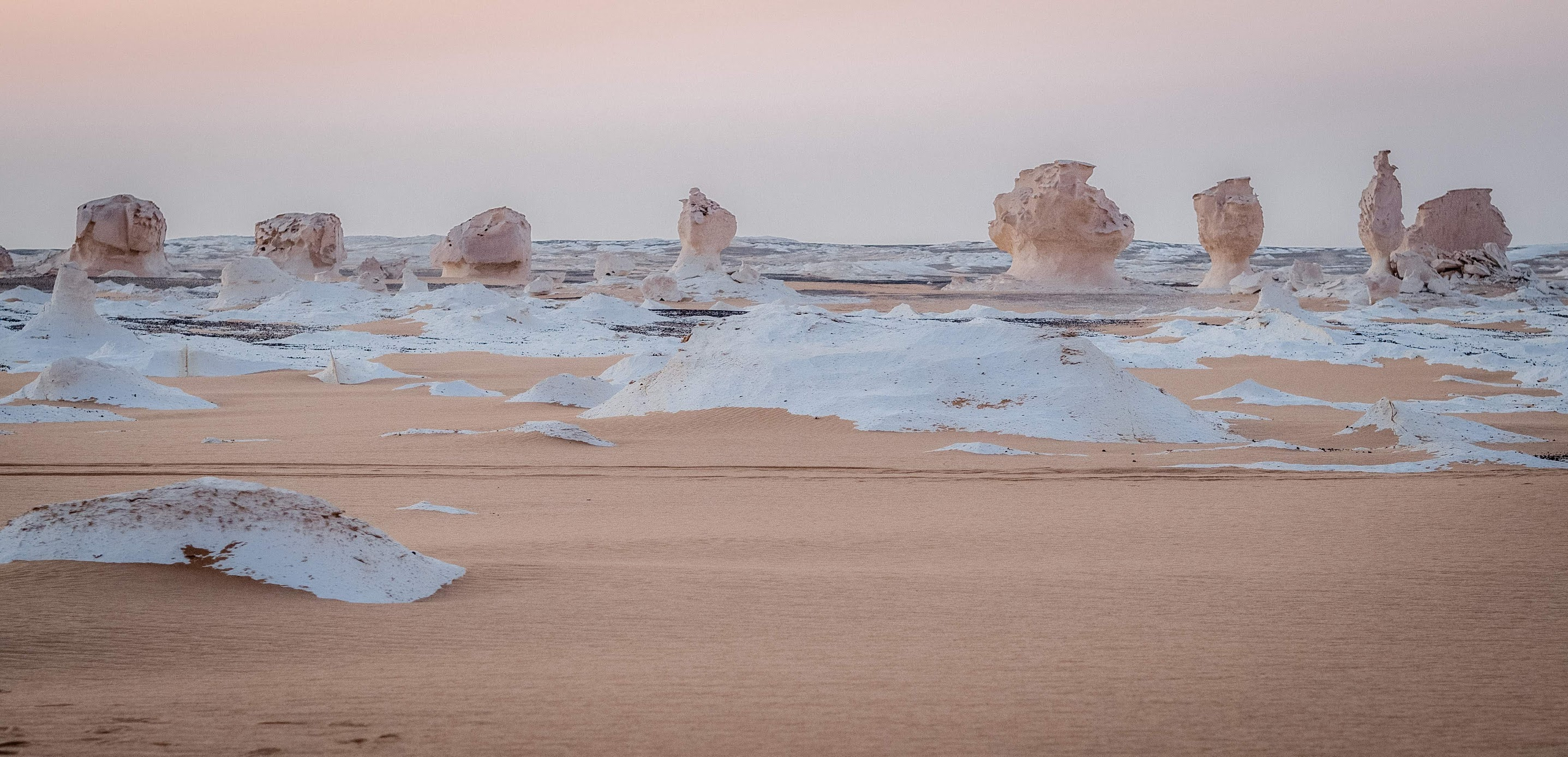 how to visit white desert egypt