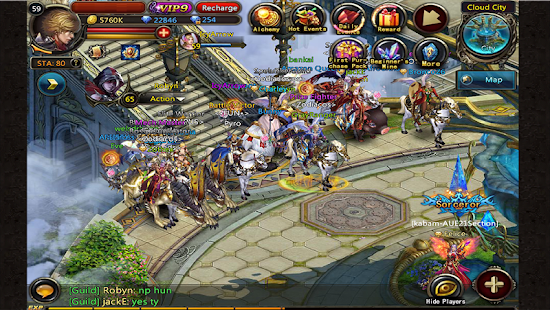 Wartune: Hall of Heroes Screenshot 4