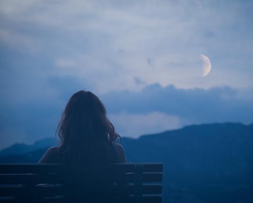 Blu Moon di AZ_photos