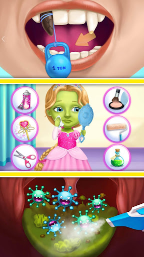 Superhero Hospital Doctor - Crazy Kids Care Clinic 3.0.4 screenshots 8