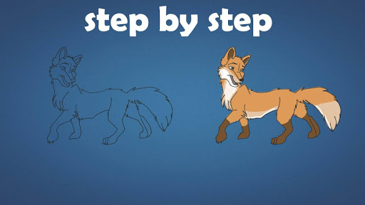 How To Draw Fox