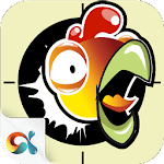 Chicken Shoot HD Icon
