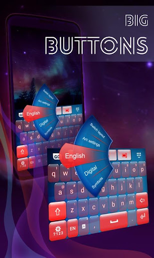 Big Buttons Keypad