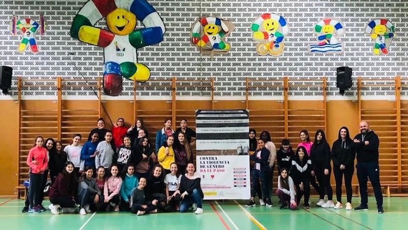 Las alumnas del IES Villa de Vícar ya han participado.