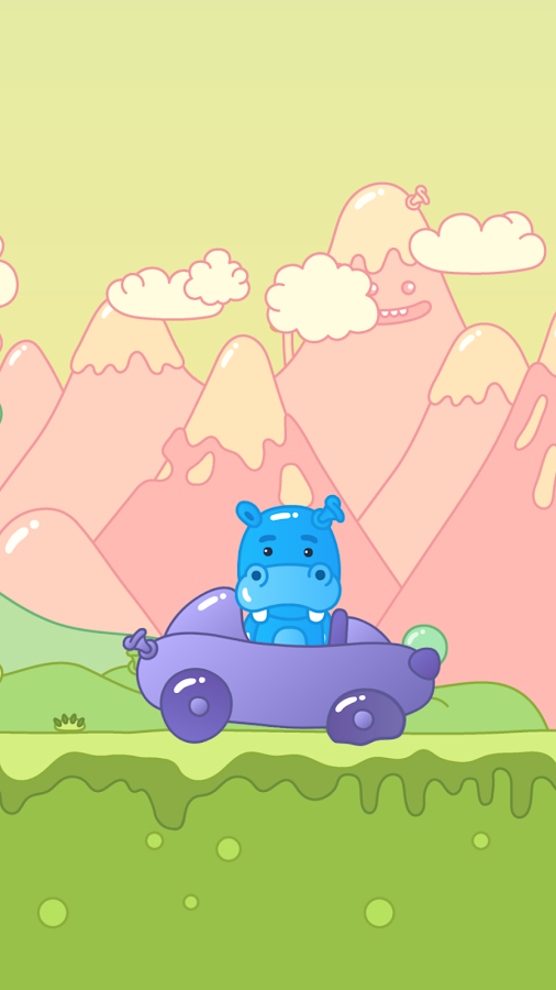 Up Up Hippo- screenshot