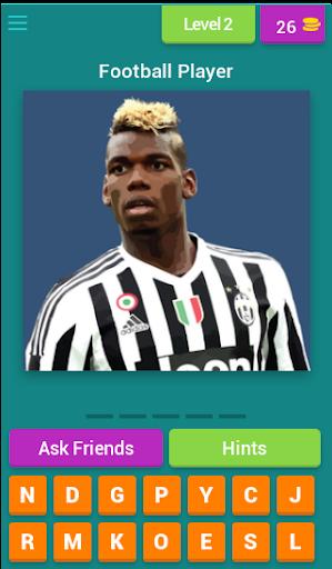 Guess The Football Player 3.19.6z screenshots 3