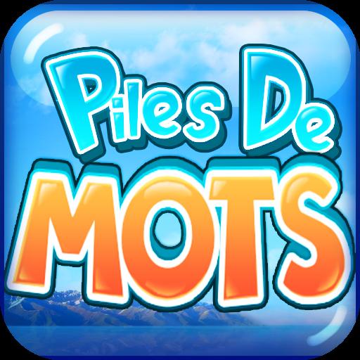 Piles De Mots Icon