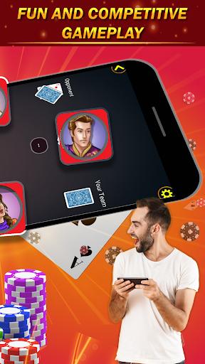 29 Card Game ( twenty nine ) Offline 2020 3.8 screenshots 9