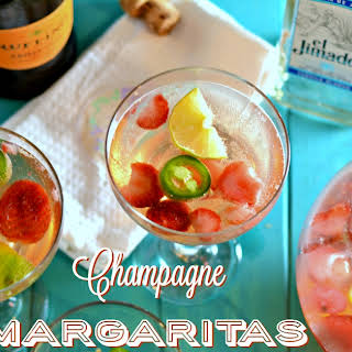 Champagne Margaritas.