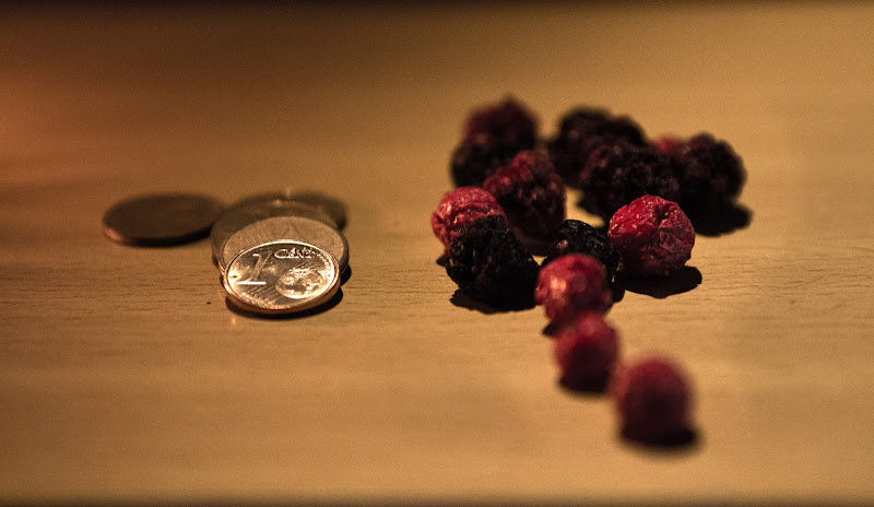 Siamo alla frutta secca!!! di amoled