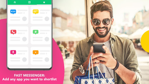 Social Video Messengers - Free Chat App All in one 3.5 screenshots 2
