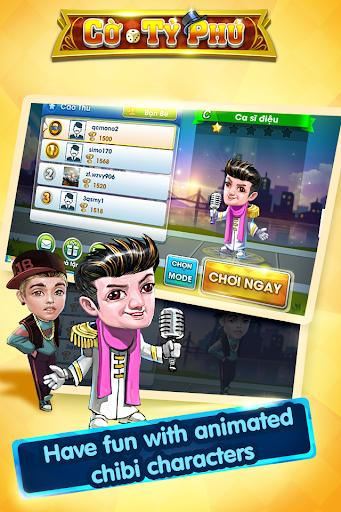Cờ Tỷ Phú – Co Ty Phu ZingPlay screenshot 16