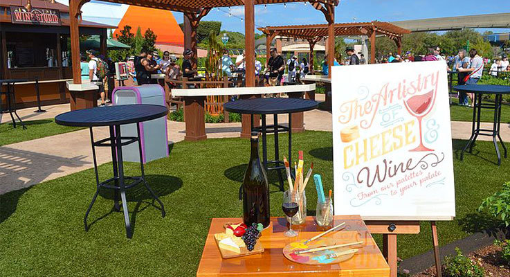 Best Things to See, Do and Eat at the Epcot Food and Wine Festival
