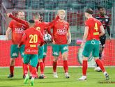 Vijf dolle minuten zijn genoeg: KV Oostende wint West-Vlaamse derby met grote cijfers van Zulte Waregem