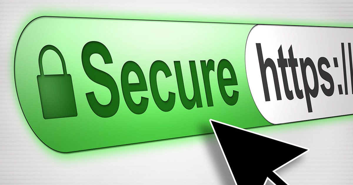 HTTPS secured connection