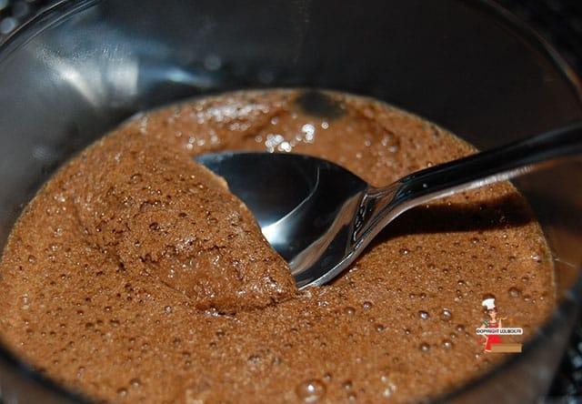 Chocolate-Caramel Mousse Recipe