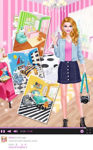 玩免費休閒APP|下載Fashion Blogger - Room Tour app不用錢|硬是要APP