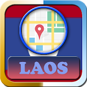 Laos Maps and Direction