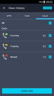 AVG Cleaner & Battery Saver- screenshot thumbnail