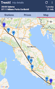 Trenit! – find Trains in Italy 5.1.0 Mod APK Download 2