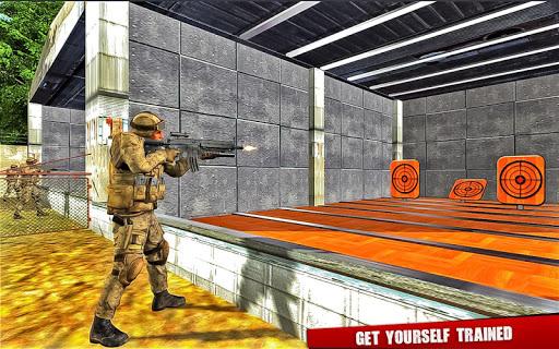 Army Training camp Game screenshot 06