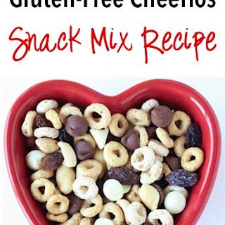 Gluten-Free Cheerios Recipe! {snack mix}.