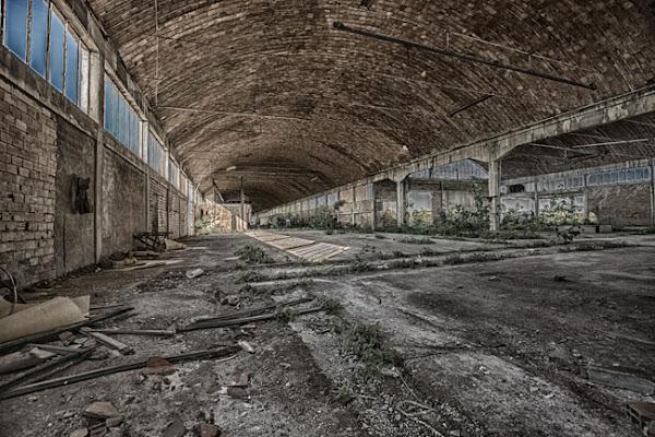 la vecchia fornace  di RobertoPieriphotographer