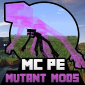 Mutant Creatures MODS For MCPE