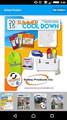 Safety Products Inc Library