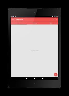 La licencia de Grabación de llamadas Screenshot