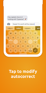 Typewise Keyboard – Big Keys, Privacy, Swipe App Download for Android and iPhone 5