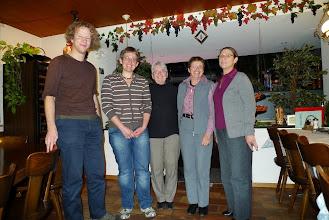 Photo: Unser Führungsteam stellt sich vor:Simon Dettwiler / Sibylle Inama / Margrit Siegrist / Marliese Plüss / Charlotte Wullschleger
