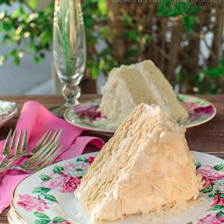 Coconut Cake (Sugar-Free, Gluten-Free, Low Carb)