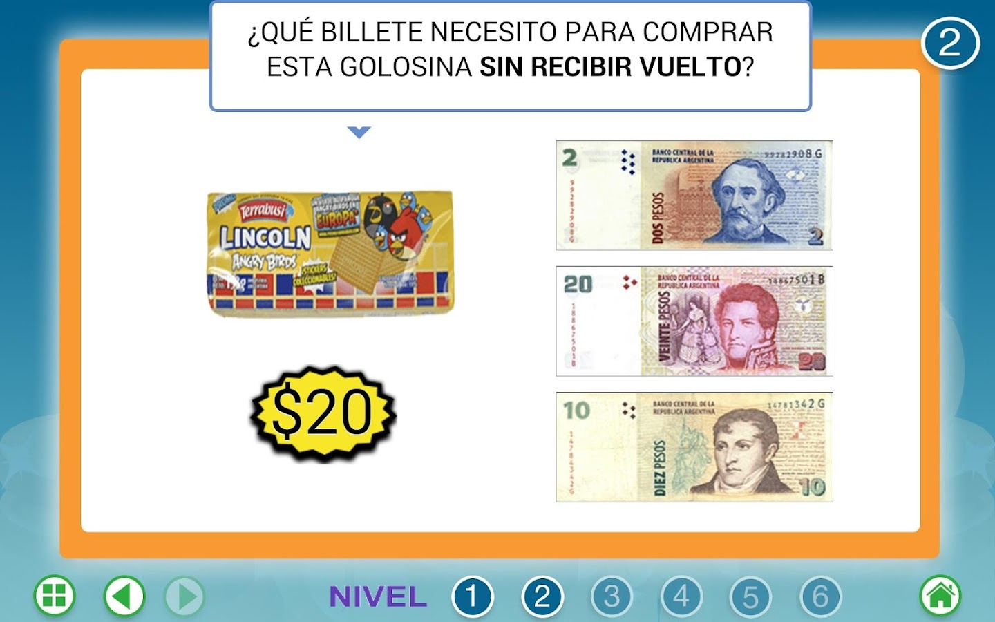 Manejo del Dinero (Unreleased): captura de pantalla