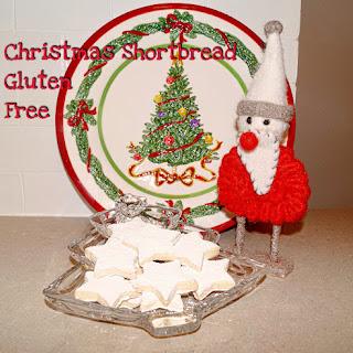 Christmas Recipe – Christmas Shortbread – Gluten Free