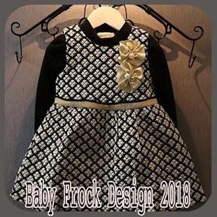 Baby Frock Design 2018 - náhled