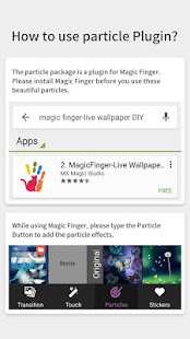 App Feather-Magic Finger Plugin APK for Windows Phone