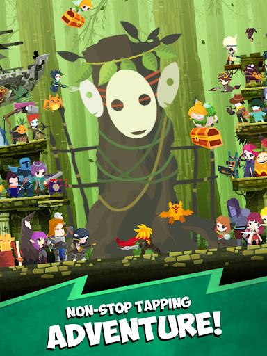 Tap Titans 2: Legends & Mobile Heroes Clicker Game screenshot 8