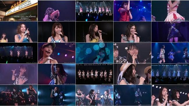 190924 (720p) AKB48 岩立チームB「シアターの女神」公演