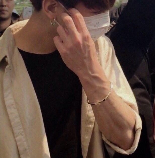 jungkook arm nurse 4