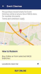 RACQ Discounts- screenshot thumbnail
