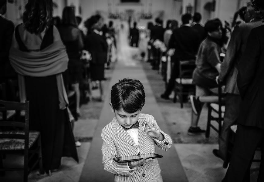 Wedding photographer Sara Sganga (sarasganga). Photo of 15.07.2017