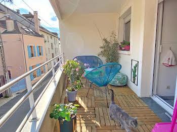 Appartement 3 pièces 59,91 m2