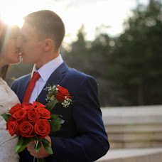 Wedding photographer Anastasiya Elistratova (nyusya). Photo of 26.11.2016