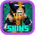 Skins for Minecraft PE - X-Men icon