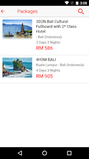 Last Minute Booking- screenshot thumbnail
