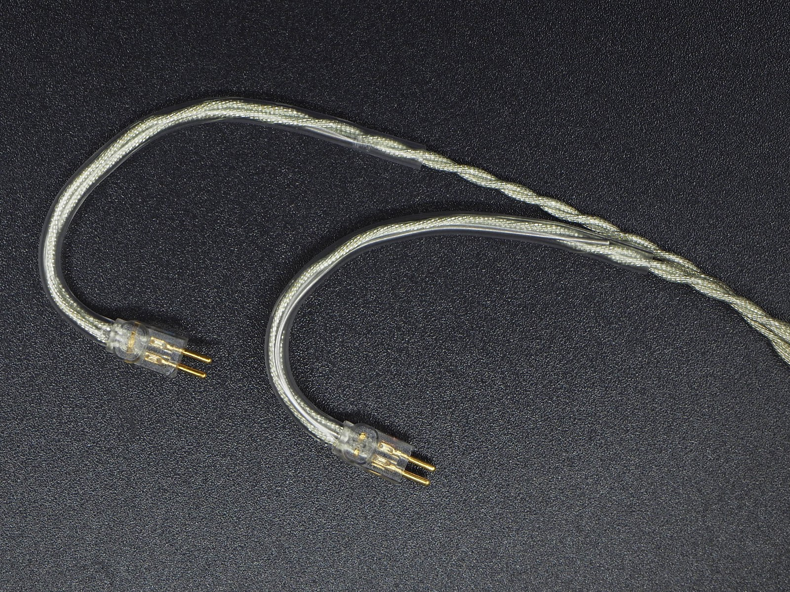The 2-pin connector