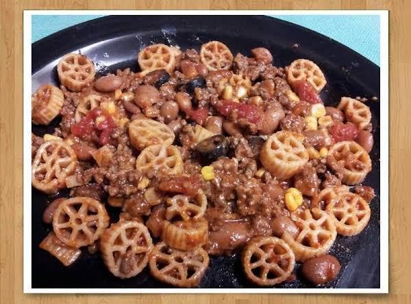 Becky's Western Enchilada Casserole Recipe