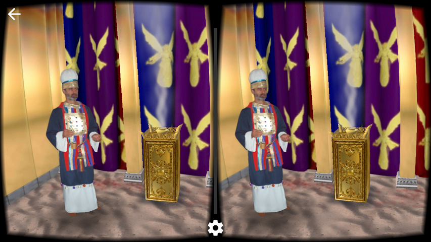 android The Virtual Tabernacle Screenshot 2