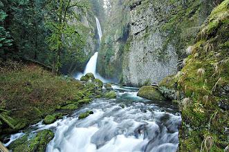 Photo: Wahclella Falls